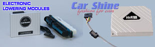 Accessories - Electronic Lowering Modules HR-Carlsson