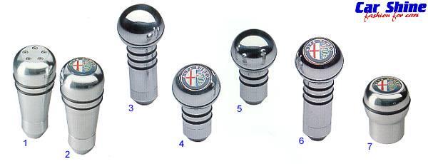 Alfa Romeo Forum Zender Gear Knob - Alfa romeo shift knob