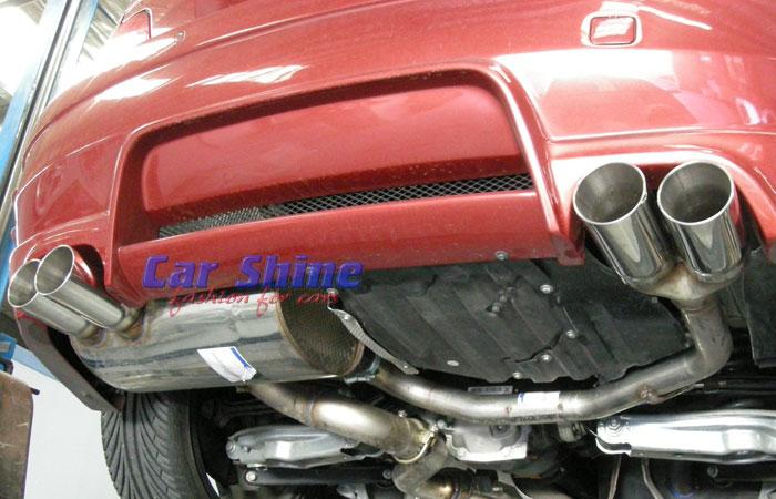Quad Exhaust For 135i