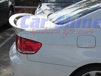 BMW - E92 - ACS Style Boot Lip Spoiler 2