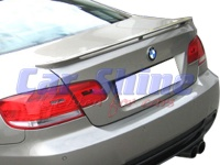 BMW - E92 - FACTORY Style Boot Lip Spoiler 2