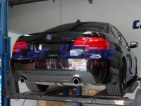 BMW - E92 - Remus Sports Exhaust with Black Tips 3