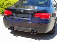 BMW - E92 - Remus Sports Exhaust with Black Tips 4