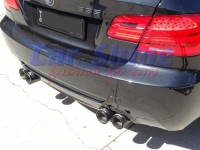 BMW - E92 - Remus Sports Exhaust with Black Tips 5