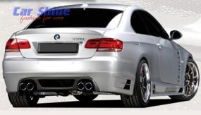 BMW - E92 Styling - R-Kit Rear Styling