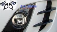 BMW - E92-3 Styling - Kerscher Carbon Styling Kit for Foglights