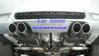 BMW - E93 Accessories - Remus Sports Exhaust