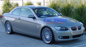 BMW - E93 Styling - Hamann Anniversary 20inch Wheels Front