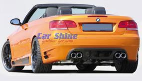 BMW - E93 Styling - R-Kit Rear Styling