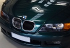 BMW - Z3 - Chrome Black Update Grilles