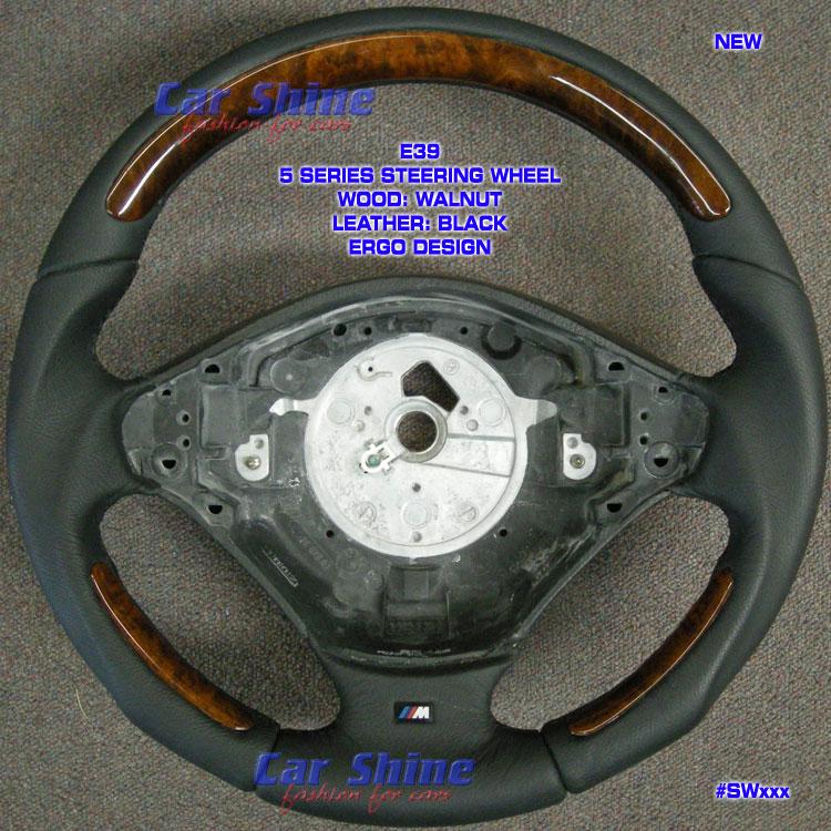 changement de volant sur E39 année 2000  SWxxx-E39-walnut-black