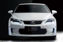 Lexus - CT200h - WALD Black Bison Body Styling 3