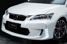 Lexus - CT200h - WALD Black Bison Body Styling 6
