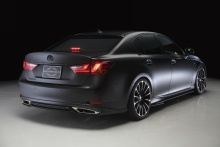Lexus - GS F Sport - WALD Exec Line Body Styling 2