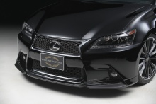Lexus - GS F Sport - WALD Exec Line Body Styling 5