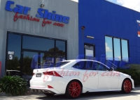 Lexus - IS 350 - Carbon LIP BODY KIT 3