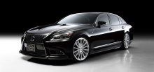 Lexus - LS - WALD Exec Line Body Styling F Sport 1