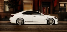 Lexus - LS - WALD Exec Line Body Styling F Sport 3