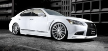 Lexus - LS - WALD Exec Line Body Styling F Sport 4