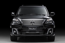 Lexus - LX570 - WALD Black Bison Styling 12on 3