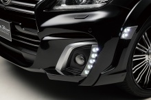 Lexus - LX570 - WALD Black Bison Styling 12on 7