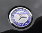 Accessories - Mercedes - Flat Bonnet Badge Inset Merc 2