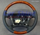 Mercedes - R230 - Wood to sample steering wheel