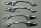 Mercedes - W203 - Chrome Door Handle Covers 1