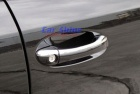 Mercedes - W203 - Chrome Door Handle Covers 2