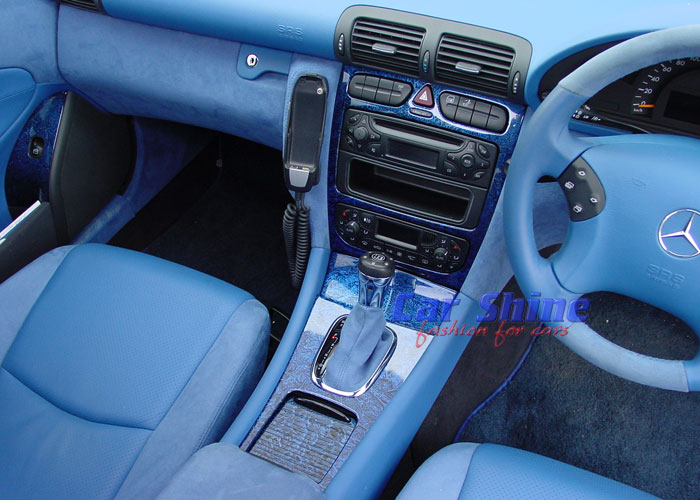 The Interior Below Is A Custom Design Chosen By The Owner To Create