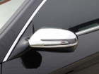 Mercedes - W207 - Chrome Mirror Covers Early