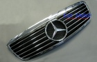Mercedes - W211 - Avantgarde Grille pre-facelift to 05-06 German