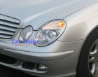 Mercedes - W211 - Chrome Headlight Frame - Classic