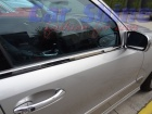 Mercedes - W211 - Chrome Window Trim 1