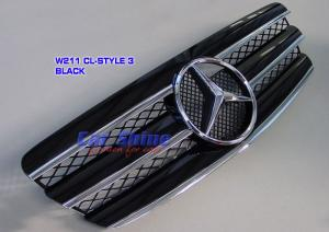 Mercedes - W211 Accessories - CL-STYLE 3 Grille