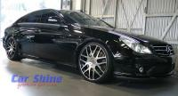 Mercedes - W219 Wheels - HRE M40 20inch Wheels