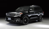 Toyota - Land Cruiser - WALD Sport Line Black Bison URJ202 Body kit 12on 1
