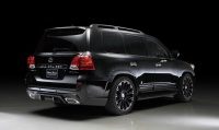 Toyota - Land Cruiser - WALD Sport Line Black Bison URJ202 Body kit 12on 2