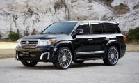Toyota - Land Cruiser - WALD Sport Line Black Bison URJ202 Wide Body kit 12on 1