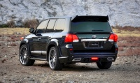 Toyota - Land Cruiser - WALD Sport Line Black Bison URJ202 Wide Body kit 12on 2
