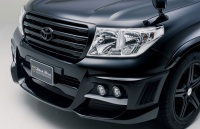 Toyota - Land200 - Black Bison Body Kit 5