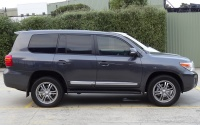 Toyota - Landcruiser - Stock 2
