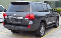Toyota - Landcruiser - Stock 3