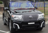 Toyota - Landcruiser - WALD Body Kit 1