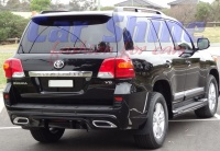 Toyota - Landcruiser - WALD Body Kit 2