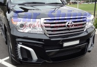 Toyota - Landcruiser - WALD Body Kit 3