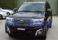 Toyota - Landcruiser - WALD Body Kit 5