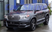 Toyota - Landcruiser - Wal Body Kit 2