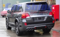 Toyota - Landcruiser - Wal Body Kit 3