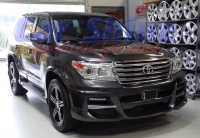 Toyota - Landcruiser - Wal Body Kit 9